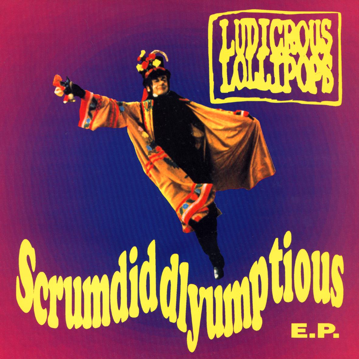 Ludicrous Lollipops - Talk