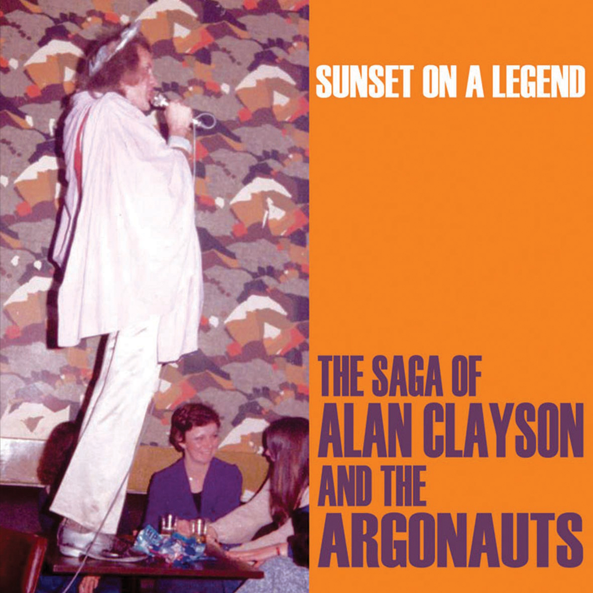 Clayson And The Argonauts The Taster