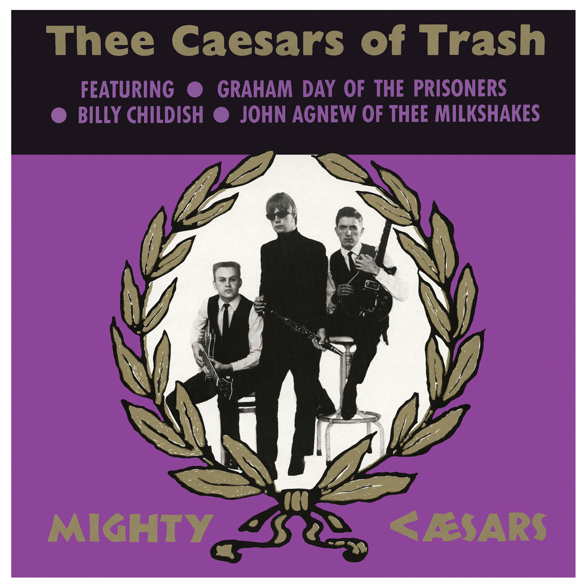 Thee Mighty Caesars - Thee Mighty Caesars