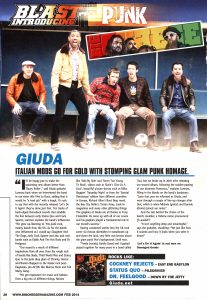 Giuda - Big Cheese Feb 14