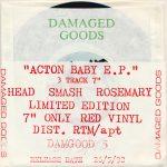 Promo copy of DAMGOOD5 - Back