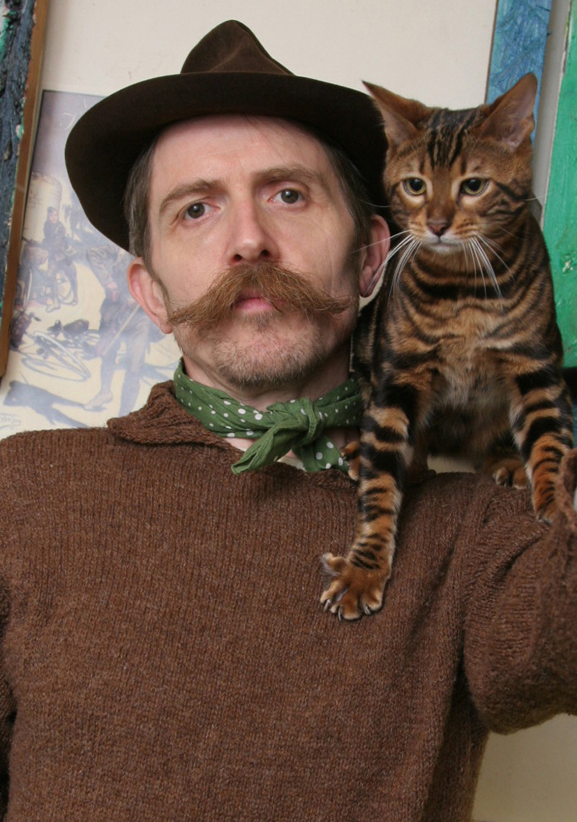Billy Childish Damaged Goods