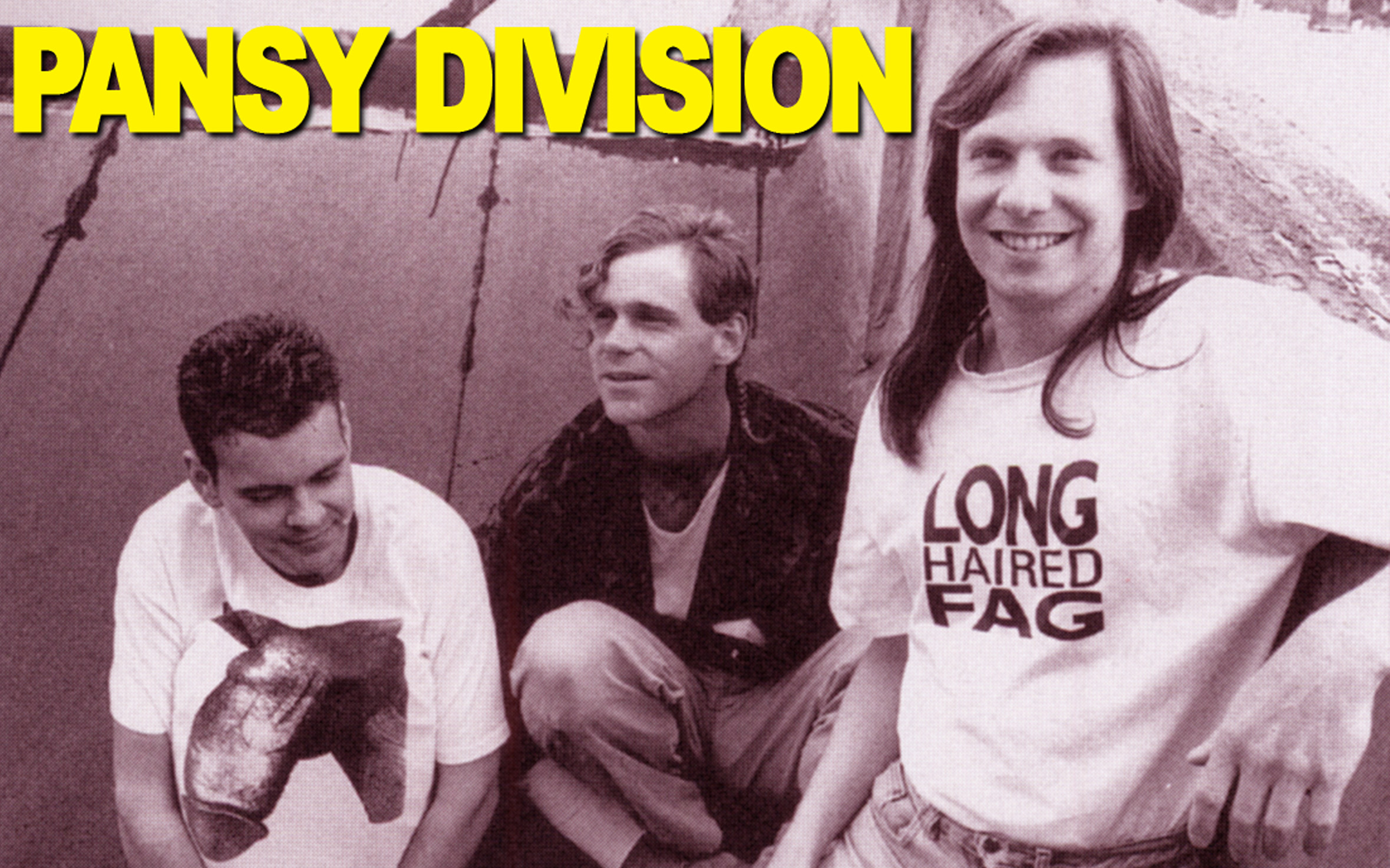 Gay punk band pansies