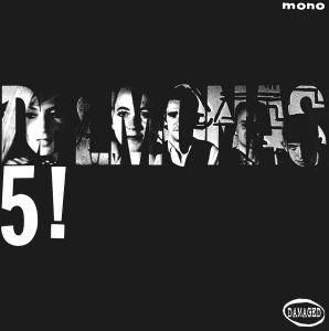 Del Monas 5 LP-cover