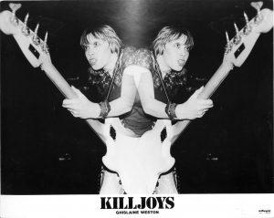 Killjoys-GhislaineWestonPromo