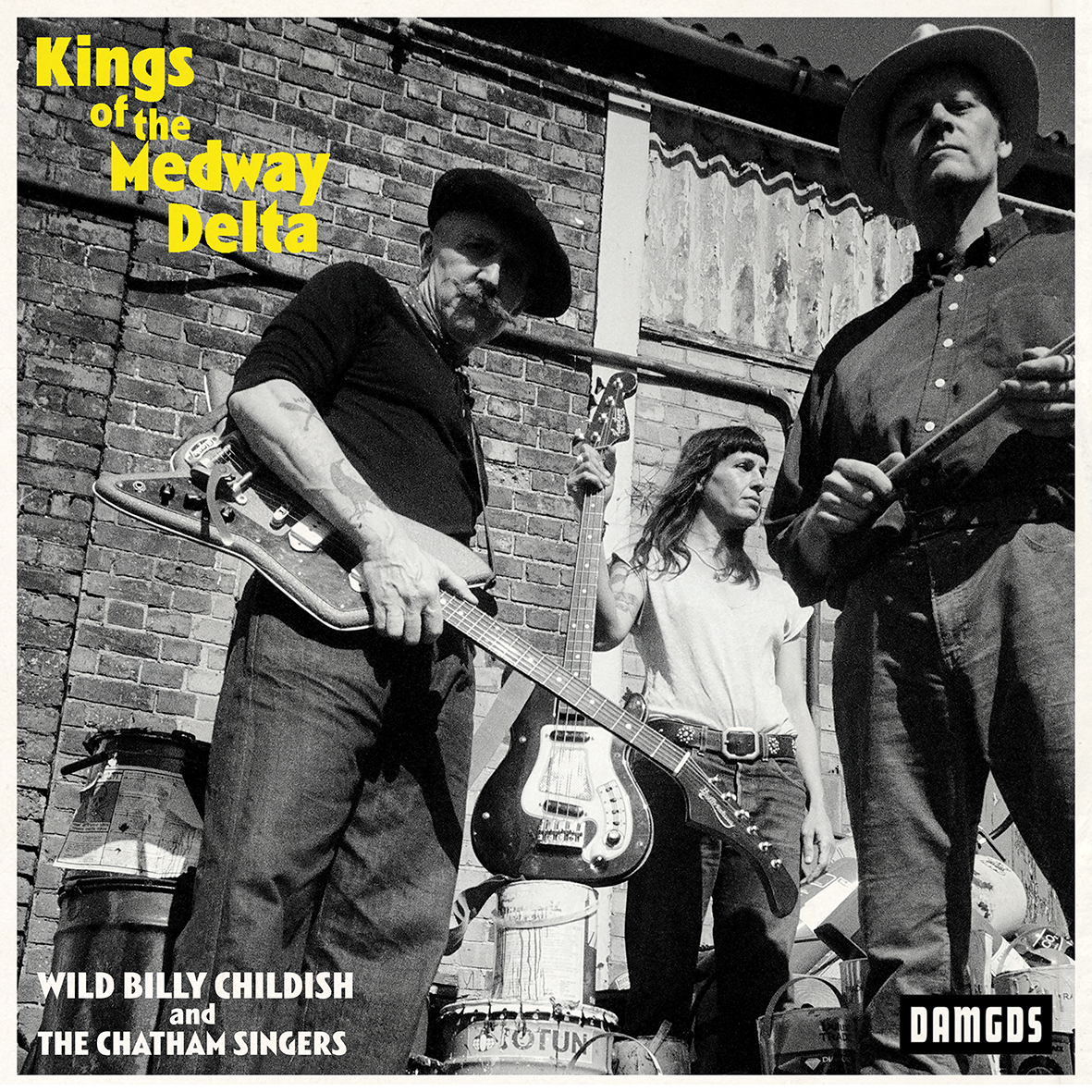 Kings Of The Medway Delta - Damaged Goods